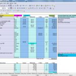 Letters of Construction Cost Excel Template within Construction Cost Excel Template Examples