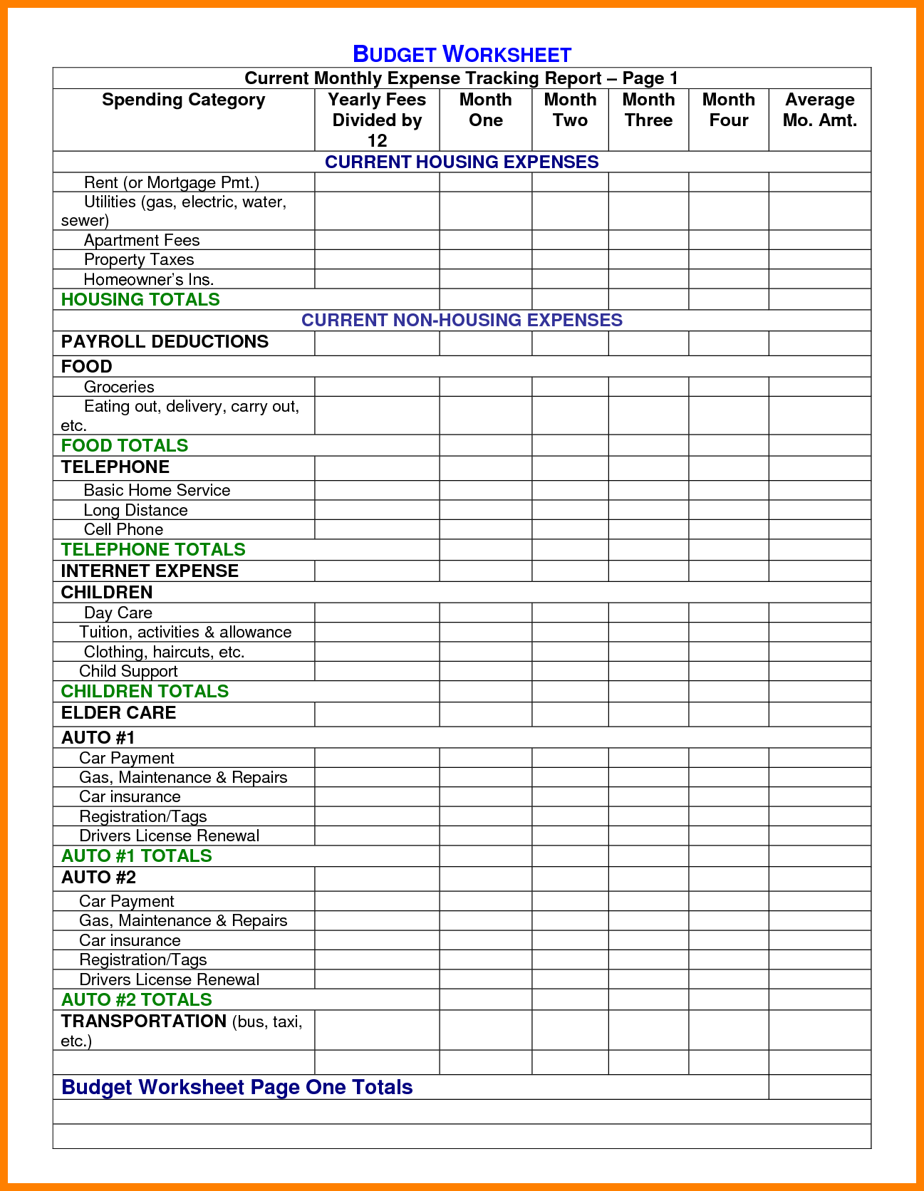 Letters Of Dave Ramsey Budget Spreadsheet Excel With Dave Ramsey Budget Spreadsheet Excel In Excel