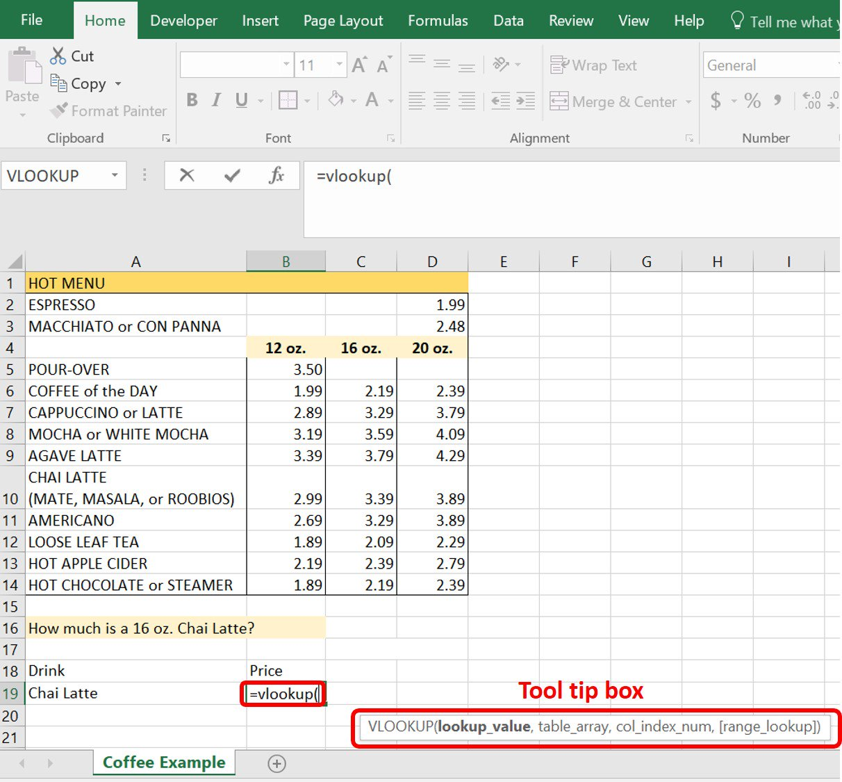 Letters Of Excel Vlookup Example And Excel Vlookup Example In Spreadsheet