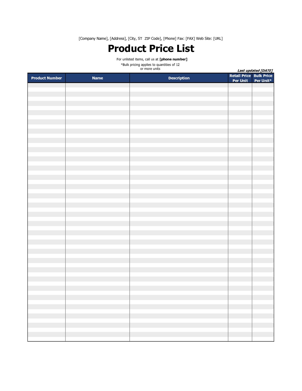 Letters of Microsoft Excel Spreadsheet Templates intended for Microsoft Excel Spreadsheet Templates Printable