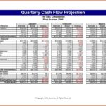Letters of Pro Forma Cash Flow Template Excel within Pro Forma Cash Flow Template Excel Sheet