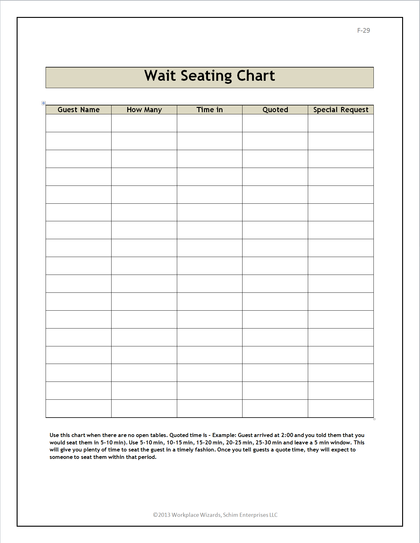 Letters Of Seating Chart Template Excel Intended For Seating Chart Template Excel In Spreadsheet