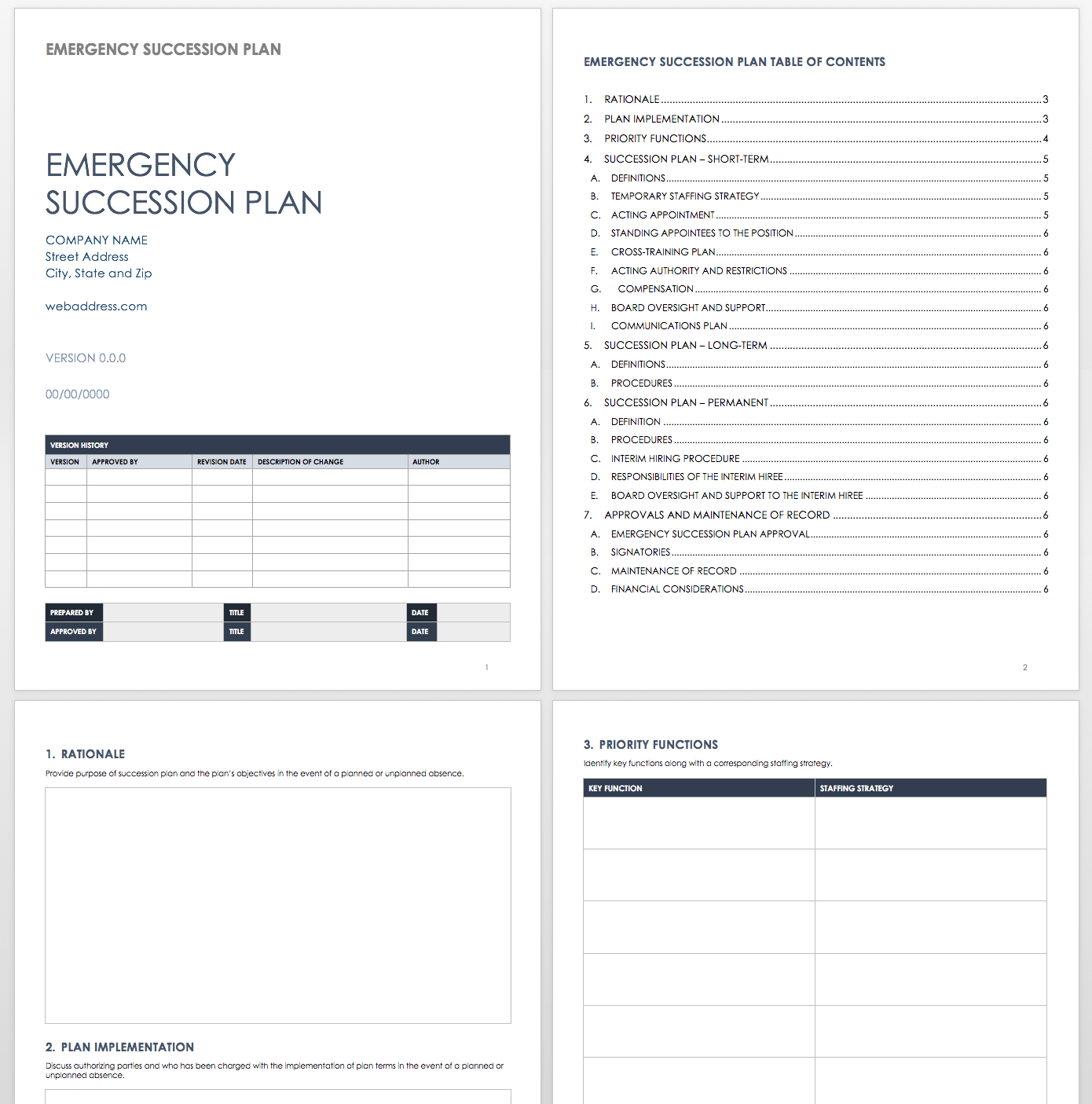 Letters Of Succession Planning Template Excel Intended For Succession Planning Template Excel Examples