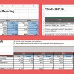 Personal Budget Tracker Excel Template And Budget Tracker Excel Template Templates