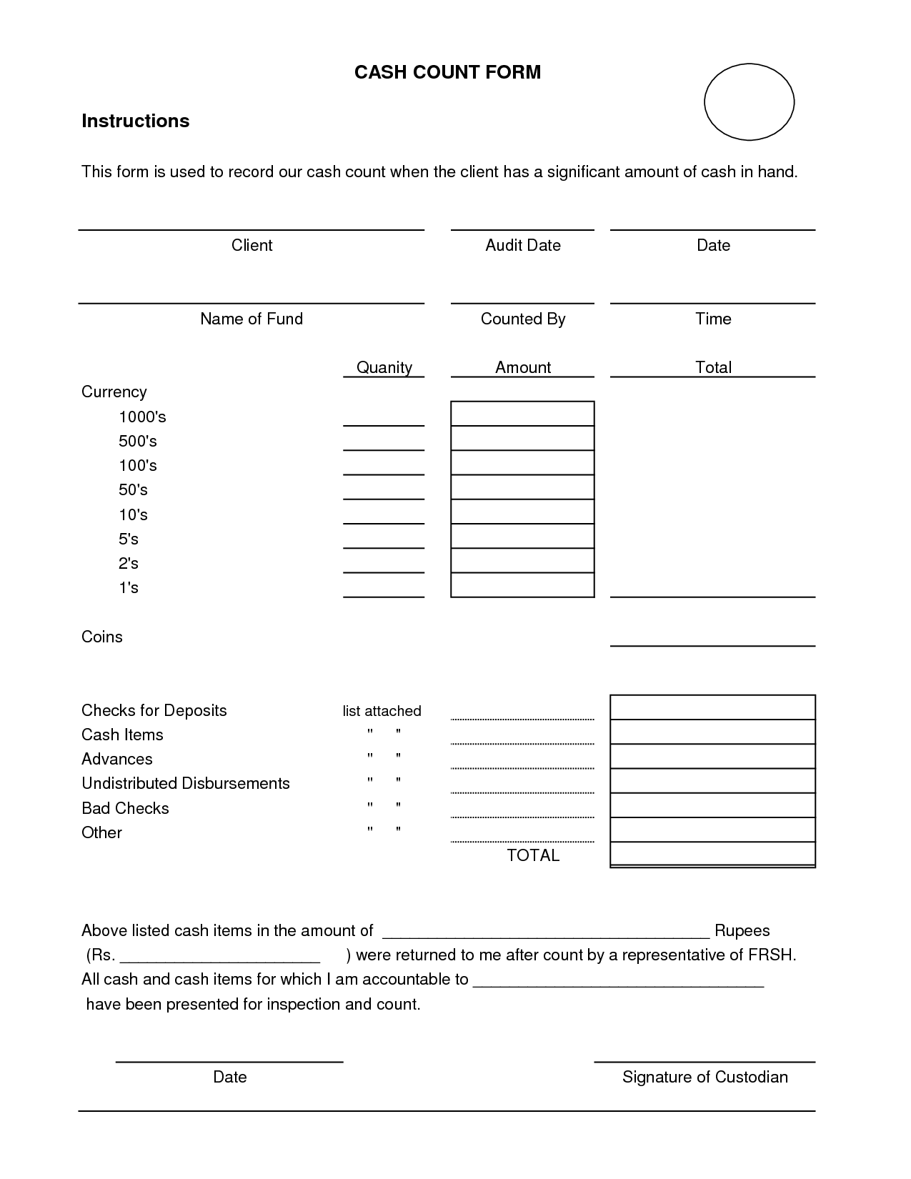 Personal Excel Tally Counter Template And Excel Tally Counter Template Template