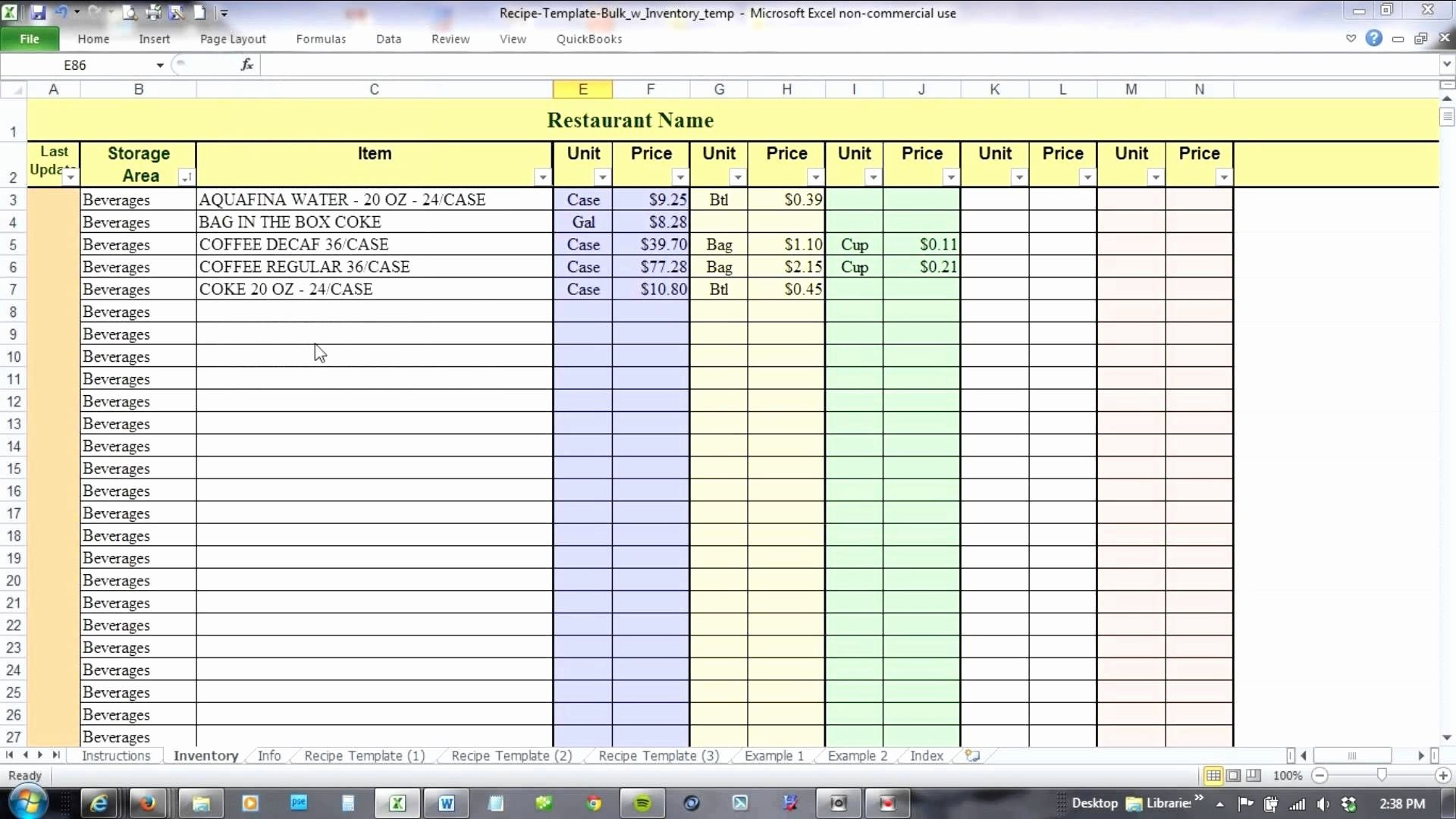 Personal Sample Excel Sheet With Sales Data Intended For Sample Excel Sheet With Sales Data Printable