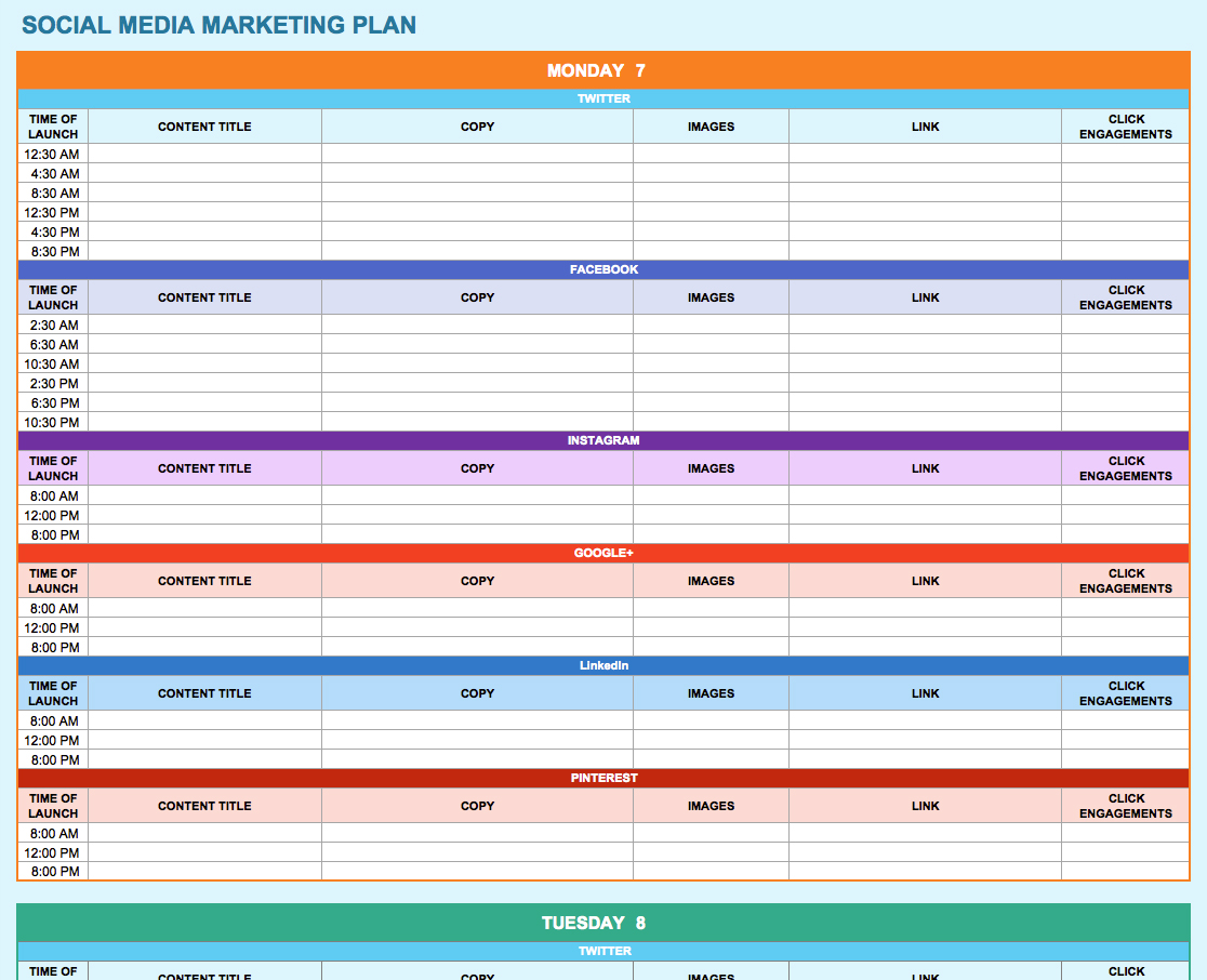 Personal Workout Plan Template Excel With Workout Plan Template Excel In Excel