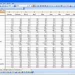 Printable Budget Tracker Excel Template Throughout Budget Tracker Excel Template Xls
