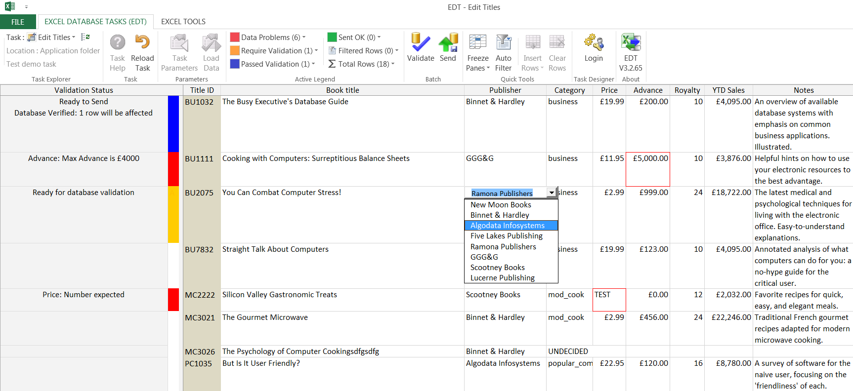Printable Excel Database Examples Intended For Excel Database Examples Examples