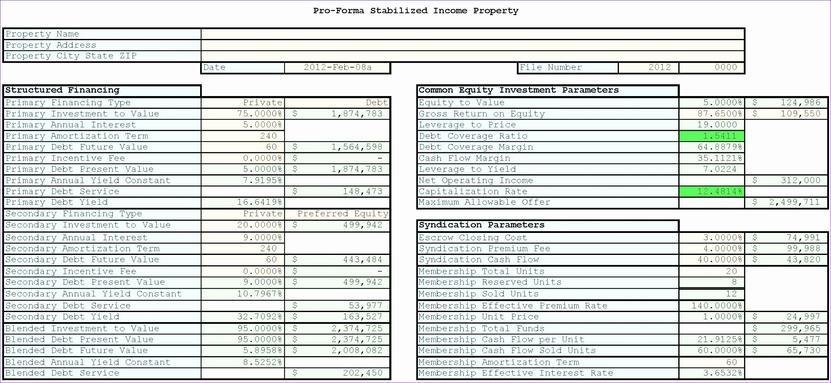 Printable Financial Inventory Worksheet Excel inside Financial Inventory Worksheet Excel Template