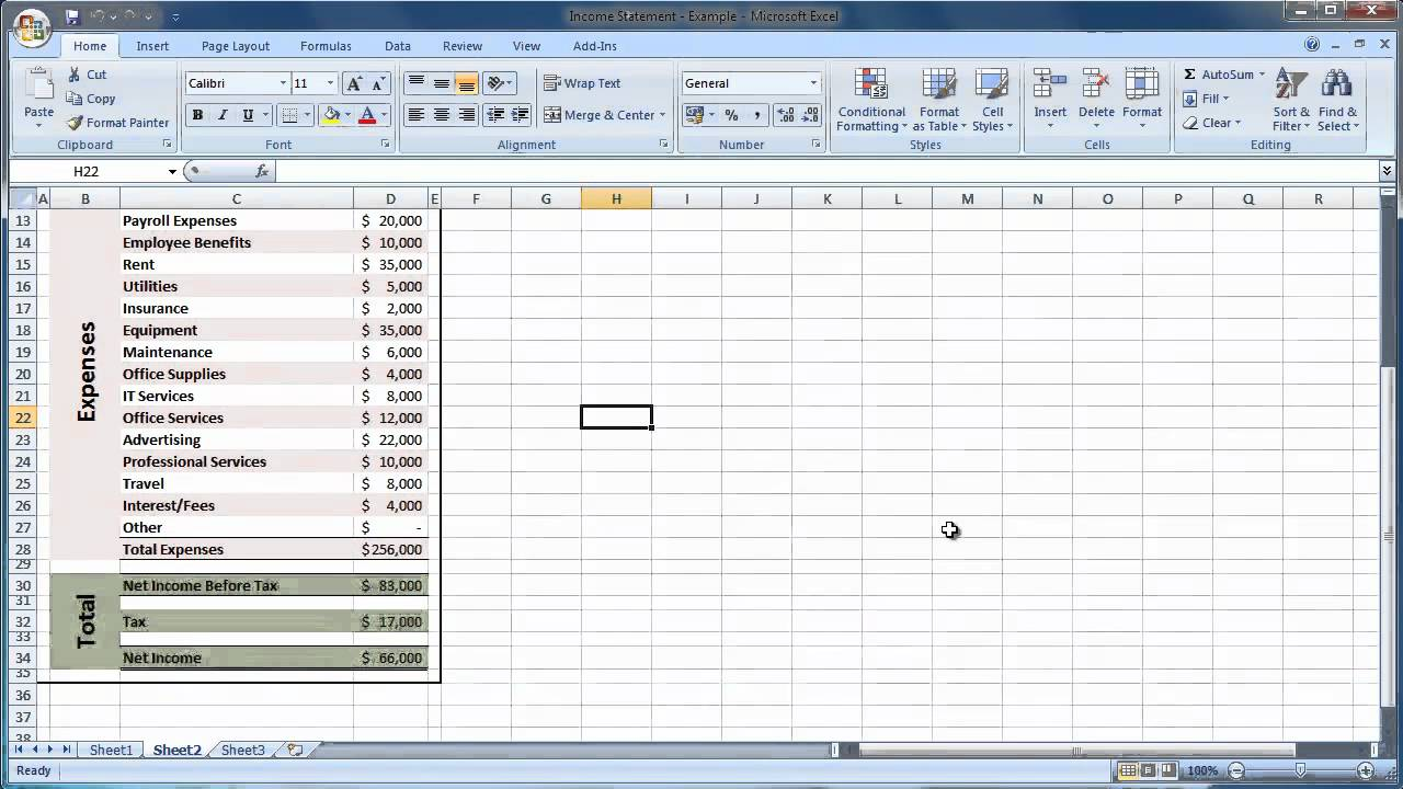 Printable Financial Report Format In Excel For Financial Report Format In Excel For Google Sheet