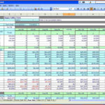 Printable Monthly Budget Worksheet Excel With Monthly Budget Worksheet Excel Download For Free