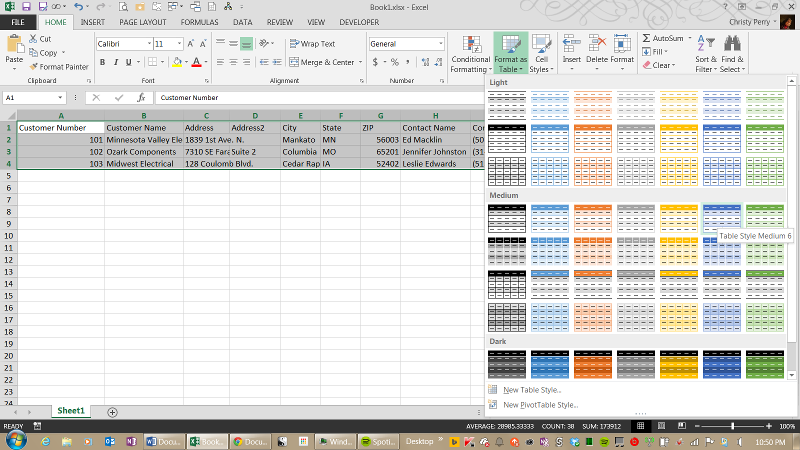 Sample Of Excel Data Template With Excel Data Template Printable