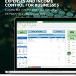 Sample of Excel Rental Template throughout Excel Rental Template Printable