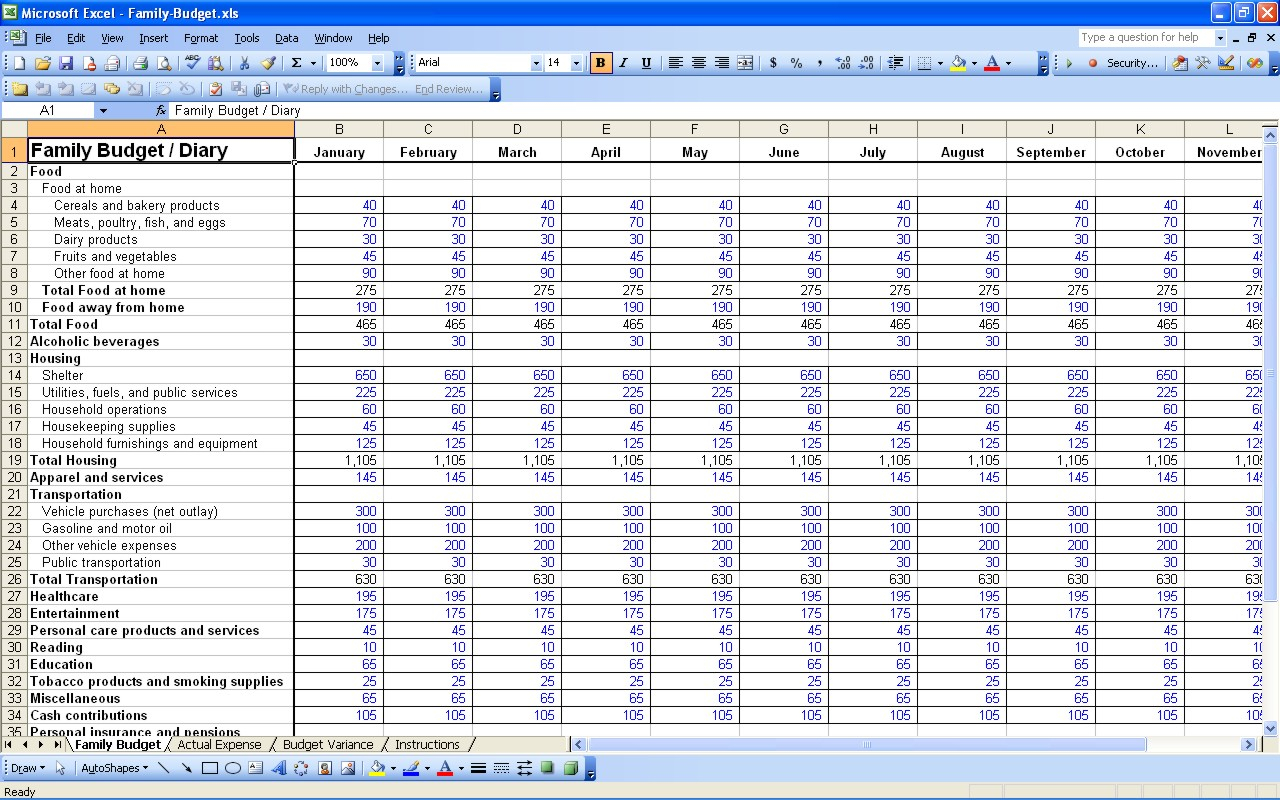 Sample of Excel Worksheet Download within Excel Worksheet Download Example