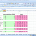 Sample of Financial Modeling Excel Templates to Financial Modeling Excel Templates Format