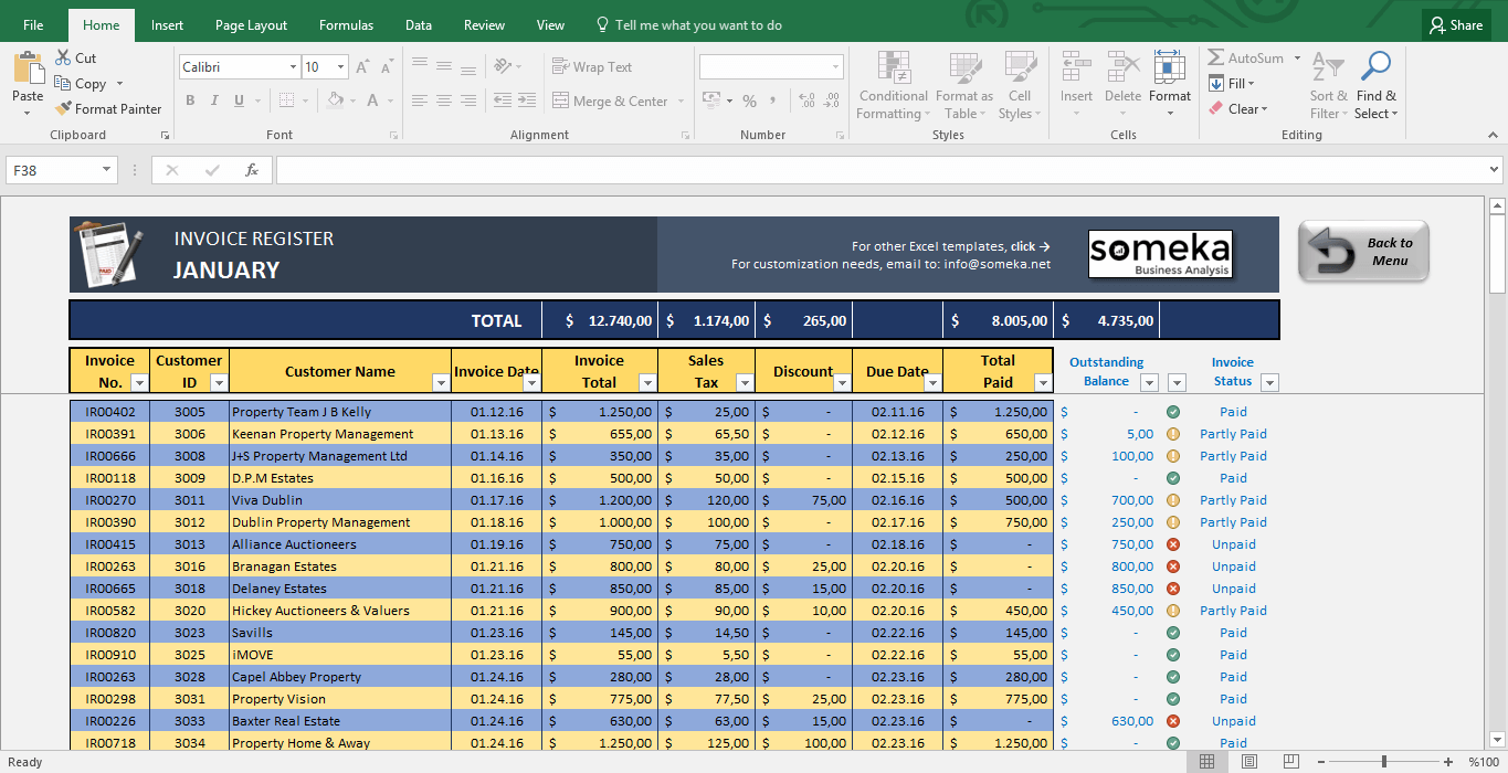 Sample Of Free Excel Templates For Small Business With Free Excel Templates For Small Business In Excel