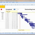 Sample of Project Management Spreadsheet Excel intended for Project Management Spreadsheet Excel xlsx