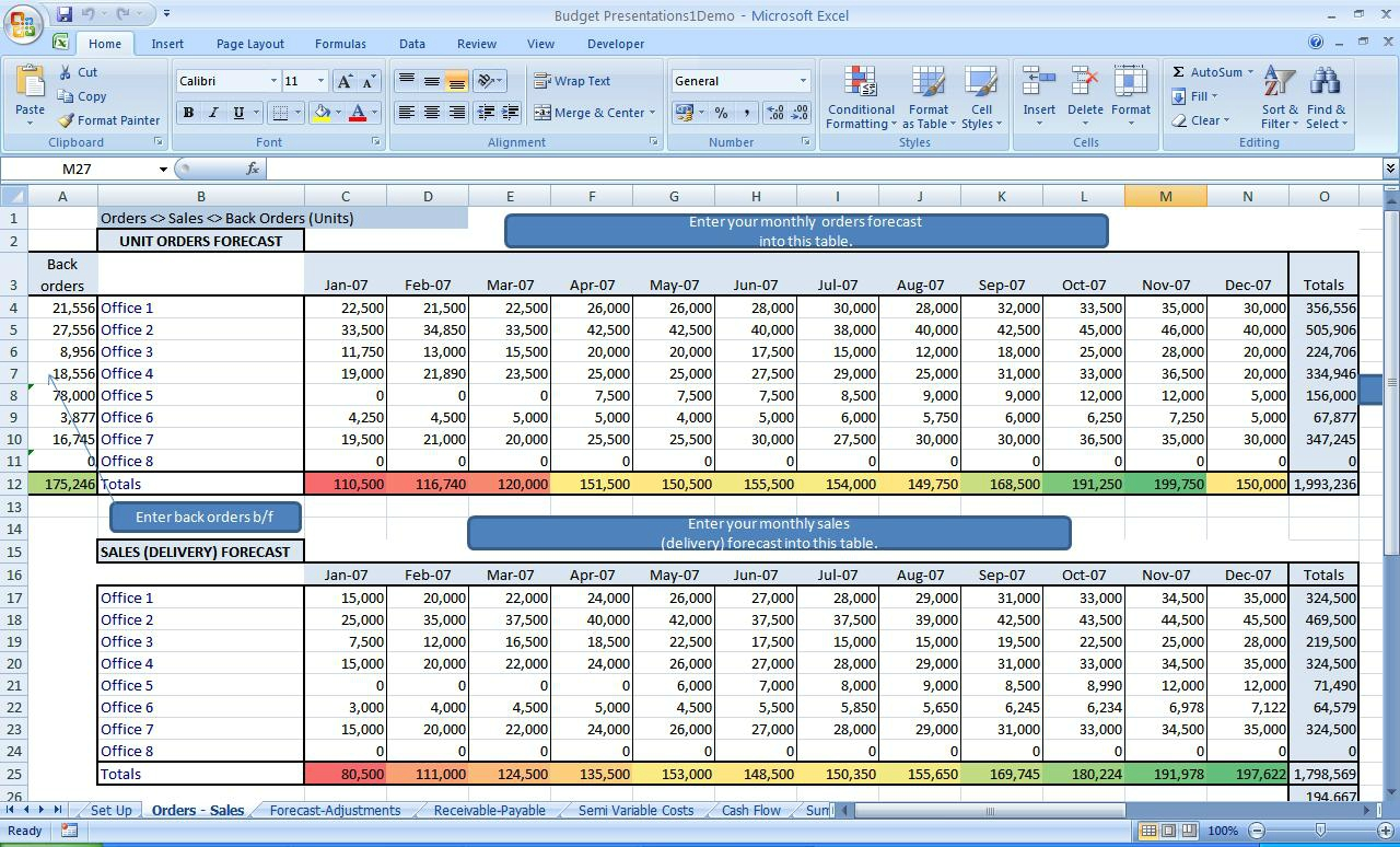 Sample Of Simple Excel Spreadsheet Template Inside Simple Excel Spreadsheet Template Download
