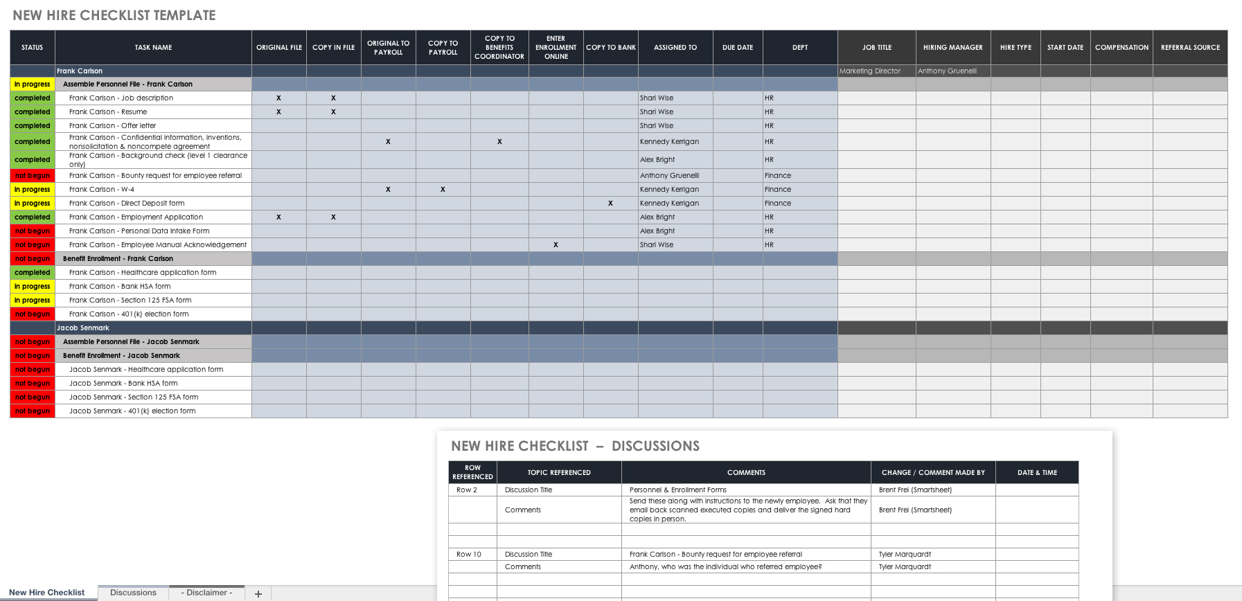 Sample Of Task Follow Up Template Excel And Task Follow Up Template Excel For Google Sheet