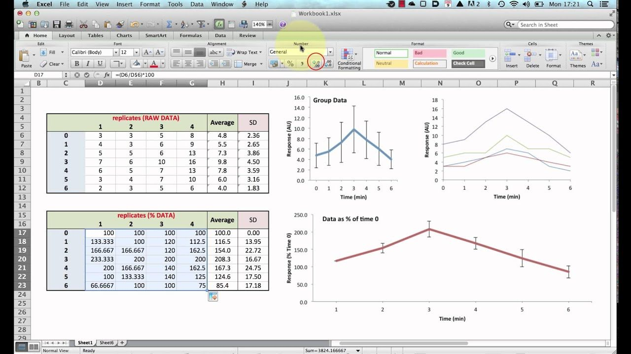 Sample Of Time Series Analysis Excel Template To Time Series Analysis Excel Template Sample