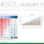 Samples Of 12 Month Profit And Loss Projection Excel Template To 12 Month Profit And Loss Projection Excel Template Document