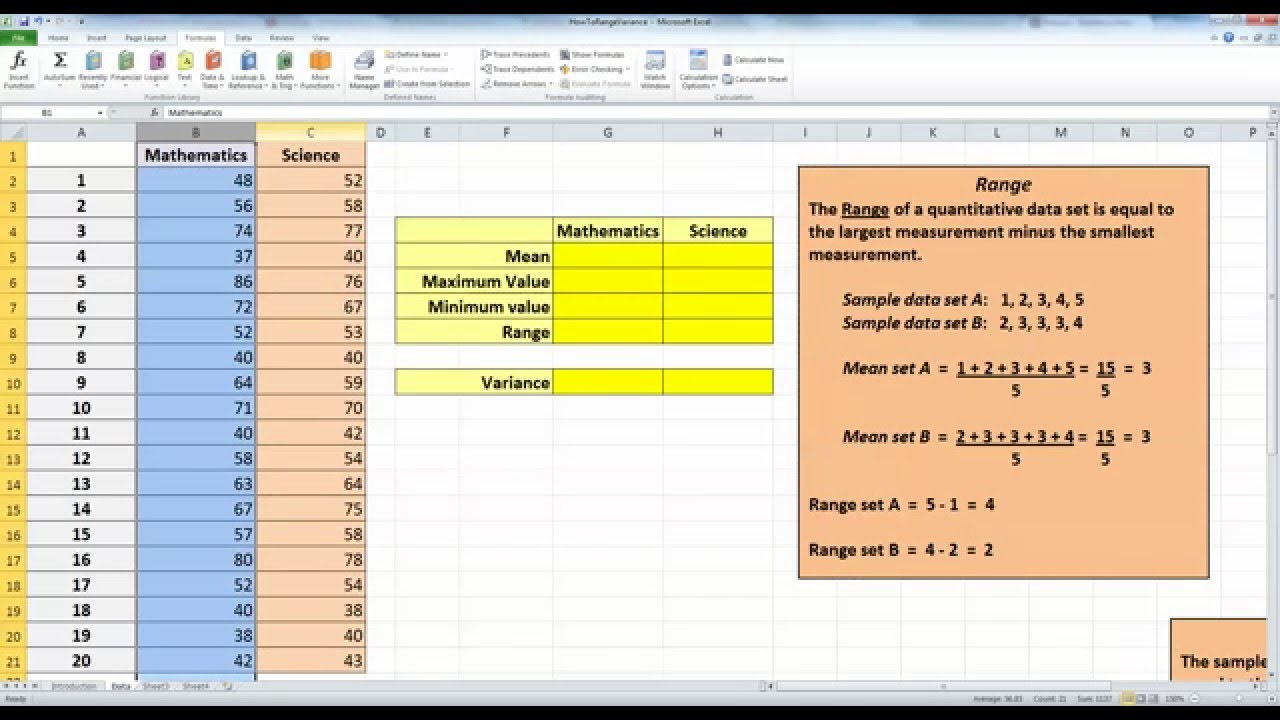 Samples Of Example Data Sets Excel With Example Data Sets Excel For Google Sheet