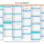Samples of Excel Monthly Calendar Template for Excel Monthly Calendar Template Sheet