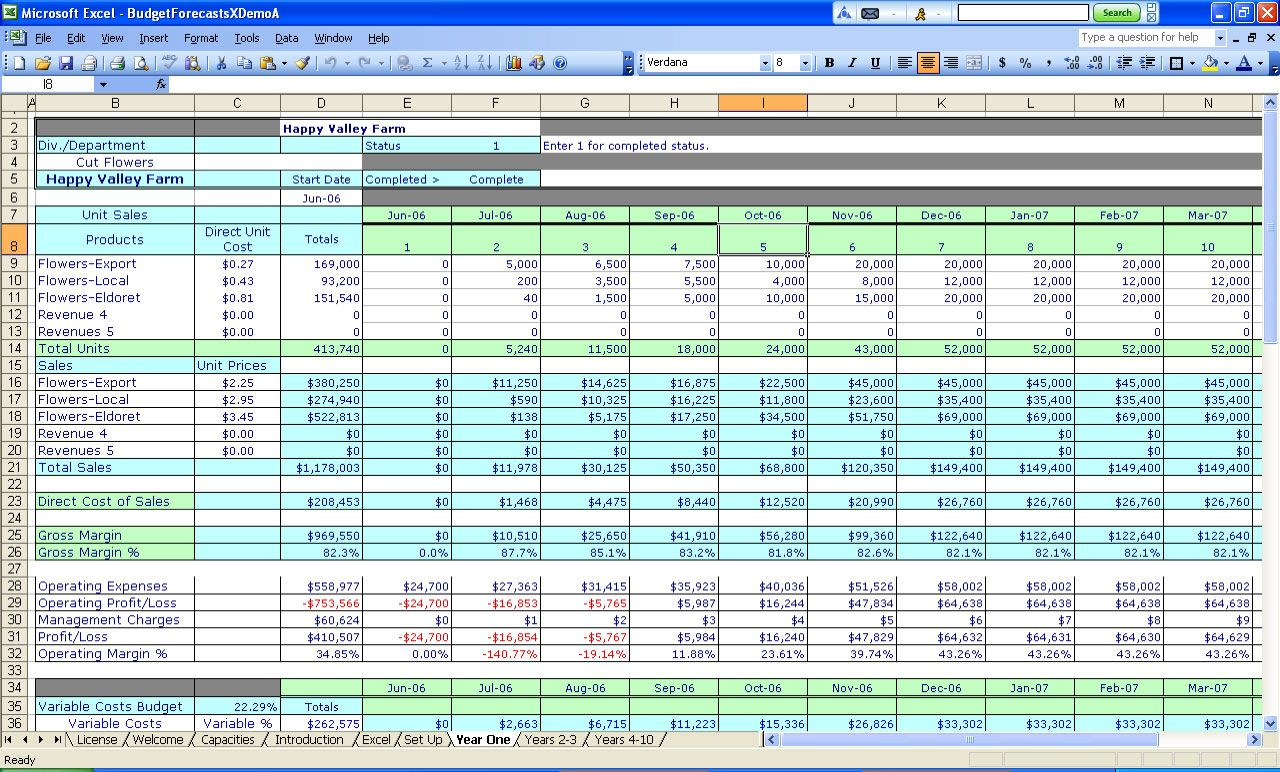 Samples Of Excel Spreadsheet Templates For Business Intended For Excel Spreadsheet Templates For Business For Free
