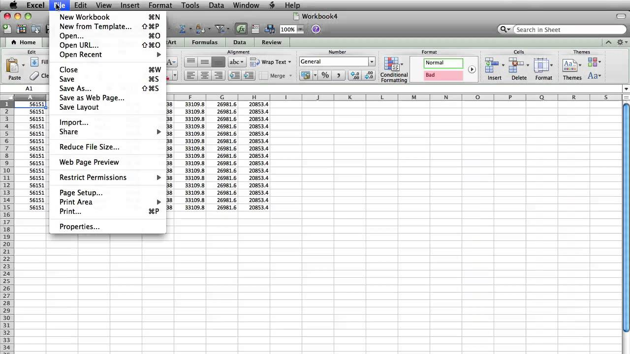 Samples Of Excel Xml Format Throughout Excel Xml Format Download For Free