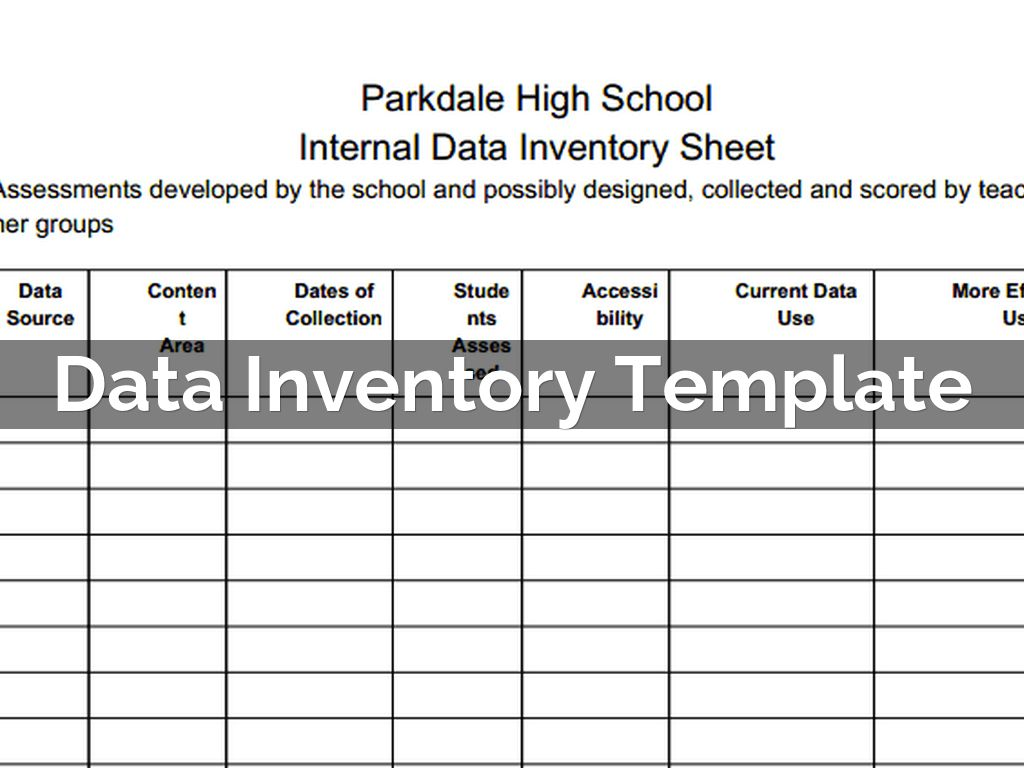 Samples Of Gdpr Data Inventory Template Excel Within Gdpr Data Inventory Template Excel Xls