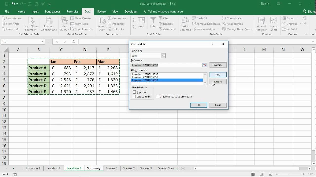 Samples of Merge Worksheets In Excel inside Merge Worksheets In Excel Examples