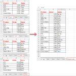 Samples Of Merge Worksheets In Excel Intended For Merge Worksheets In Excel Sheet