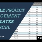 Samples of Project Tracker Template Excel Free in Project Tracker Template Excel Free Example