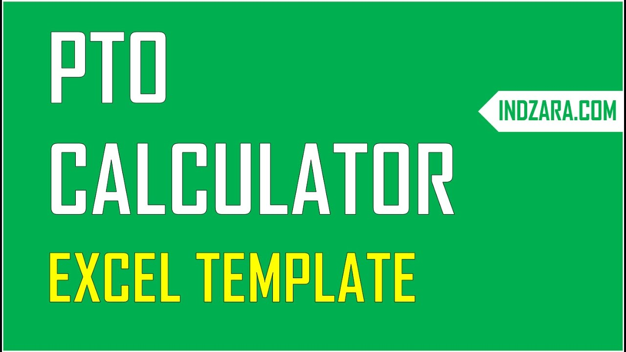 Samples Of Vacation Accrual Calculator Excel Template Intended For Vacation Accrual Calculator Excel Template Printable