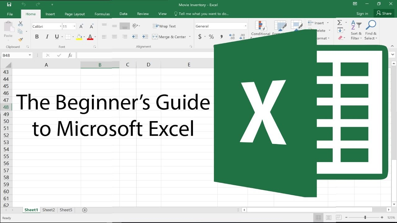 Simple Learn Excel Spreadsheets Youtube For Learn Excel Spreadsheets Youtube Printable