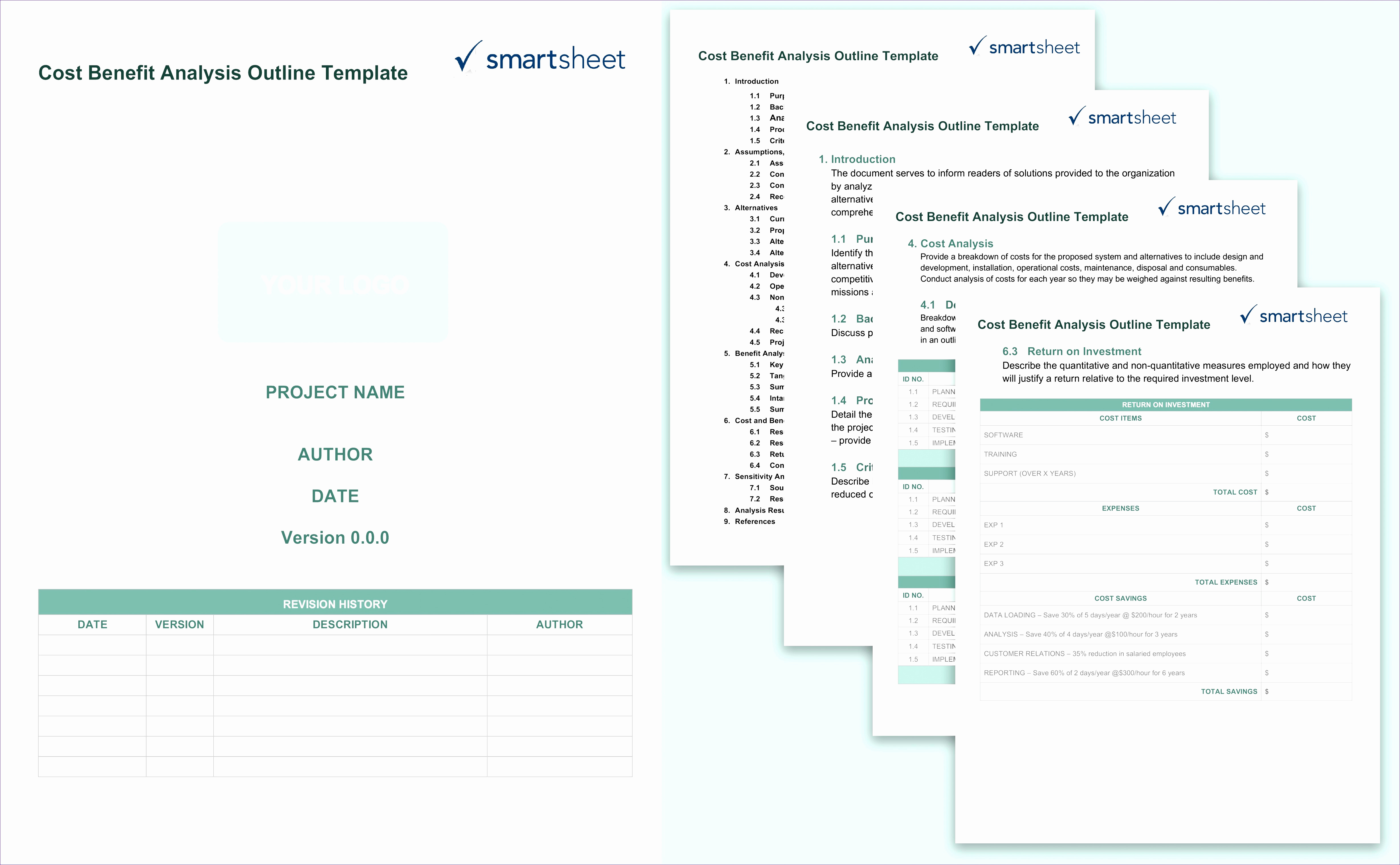 Simple Product Cost Analysis Template Excel With Product Cost Analysis Template Excel Sheet