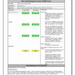 Simple Project Daily Status Report Template Excel in Project Daily Status Report Template Excel Sample
