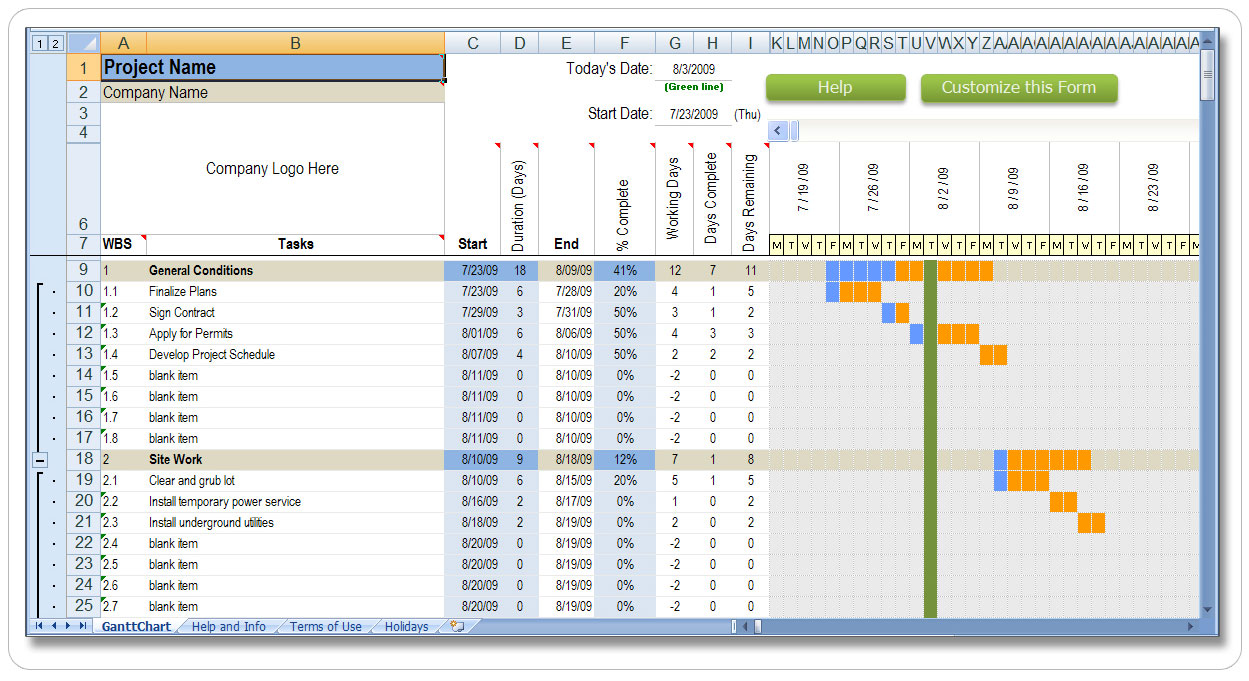 Template For Construction Project Management Excel Templates With Construction Project Management Excel Templates Document