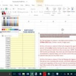 Template for Excel Spreadsheet Test throughout Excel Spreadsheet Test Free Download