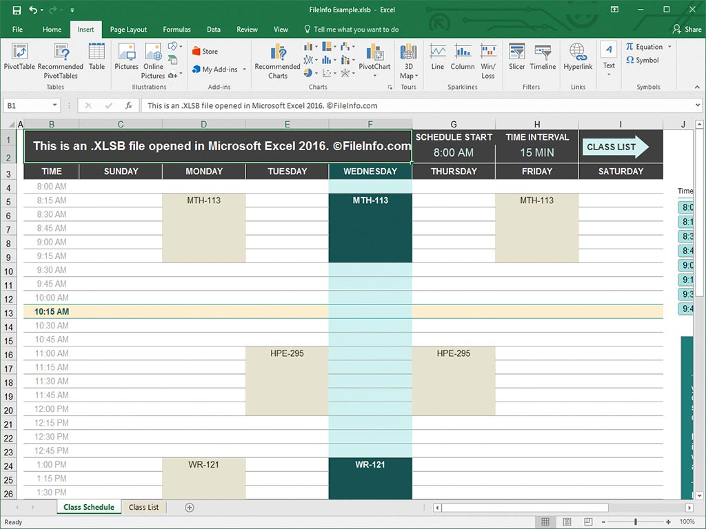 Templates For Excel Binary Format With Excel Binary Format Sheet