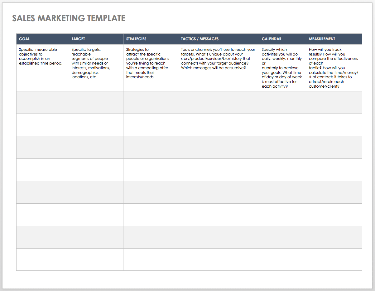 Templates For Sales Tracking Template Excel Free For Sales Tracking Template Excel Free In Spreadsheet