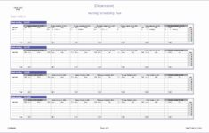 Templates for Schedule Spreadsheet Template Excel intended for Schedule Spreadsheet Template Excel Samples