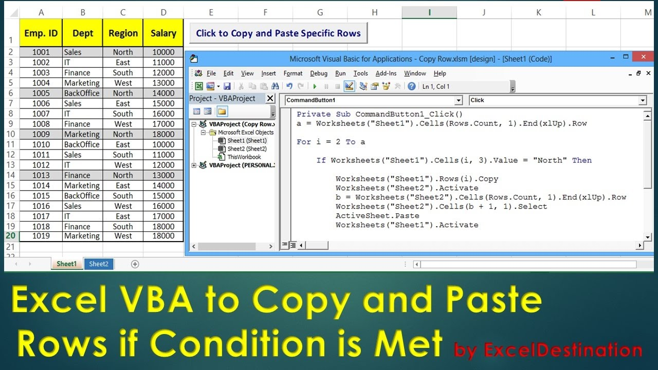 Templates For Vba Excel Examples With Vba Excel Examples Format