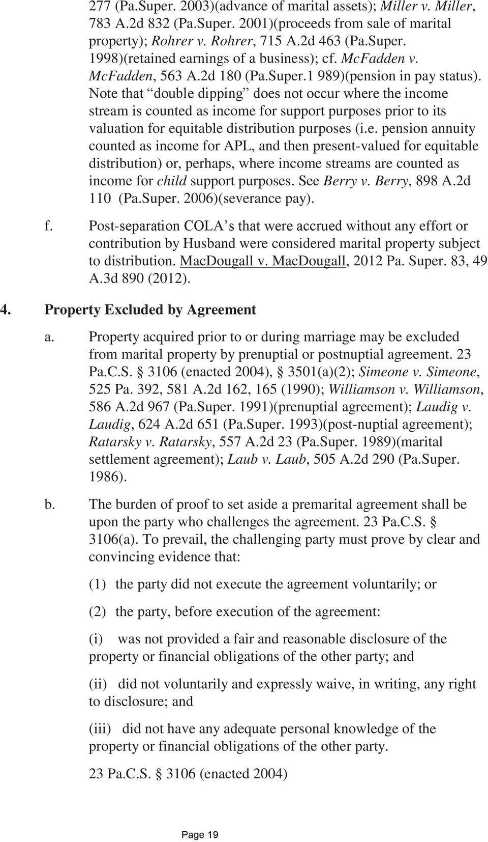 Advanced Divorce Training Equitable Distribution  Pdf With Regard To Equitable Distribution Worksheet Pa