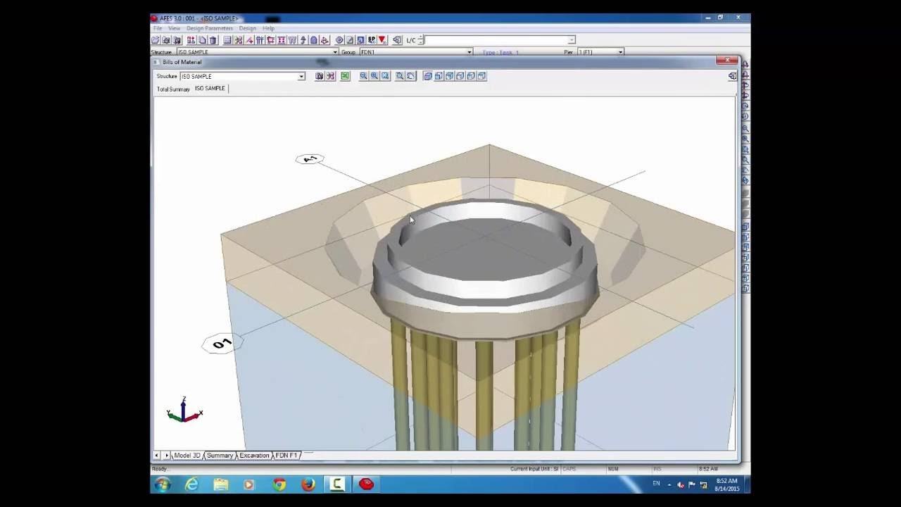 Afes Foundation Design Software Tank Foundation Design - Youtube Together With Oil Storage Tank Foundation Design Spreadsheet