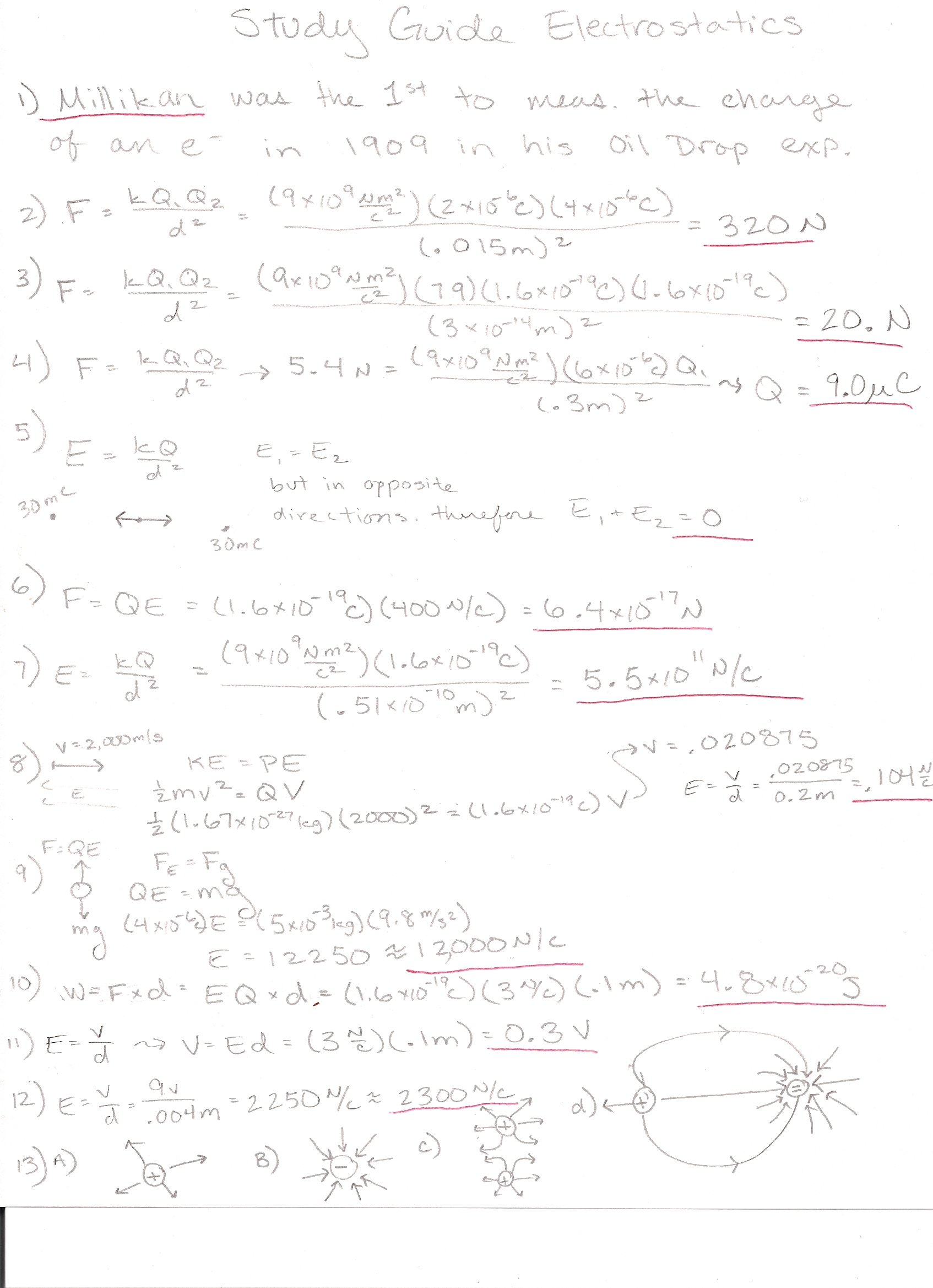 Ap Physics Answers In Physics Worksheets With Answers