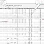 Ausdesign  Estimating And Budgeting Worksheet With Tile Estimate Worksheet