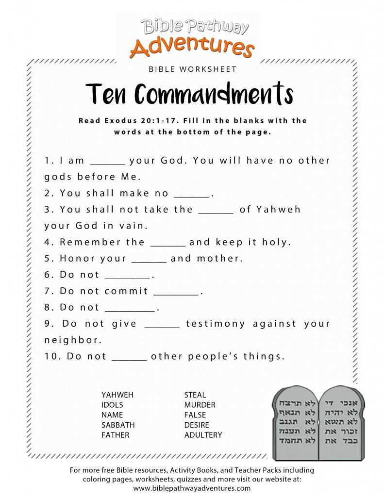 Bible Worksheets For Kids Stunning Third Grade Math Worksheets For Books Of The Bible Worksheets