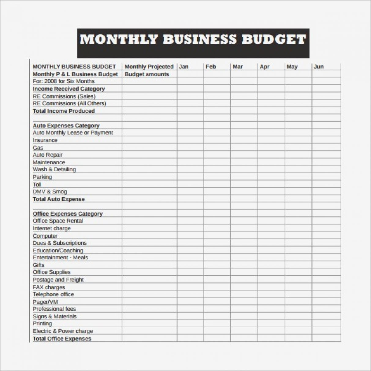 Business Insider Budget Spreadsheet Worksheet Pdf Small Start Up Pertaining To Auto Expense Worksheet 2019